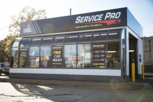photo of Sayle Lube Featuring Service Pro building or company logo