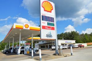 photo of Shell C-Store building or company logo