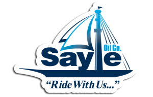 Sayle Oil Co. page footer logo